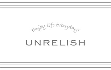 UNRELISH